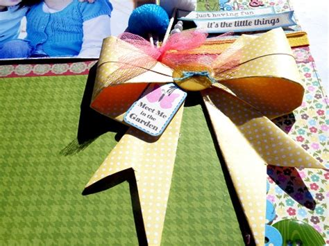 Origami Scrapbook - 27 scrapbook ideas with images and my