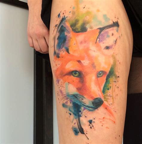 watercolor tattoo deutschland emrah de lausbub ink inkobserver watercolors