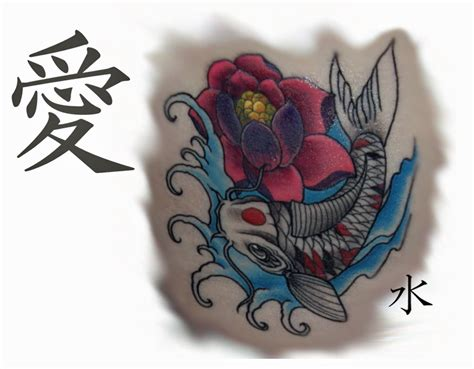 tattoo phoenix lotus koi and lotus tattoo by phoenix cry on deviantart