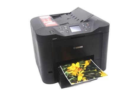 Small Home Office Printers Reviews Canon Maxify Mb5360 Review An Inkjet Printer That Can