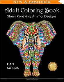 coloring book stress relieving animal designs stress relieving designs volume 1 books best stress relief coloring books true stress management