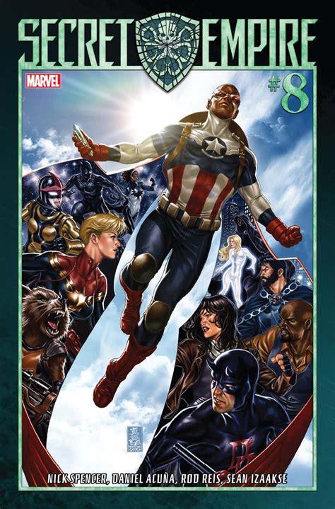 secret empire marvel comics legacy secret empire spoilers secret empire 8 sets the stage for the next