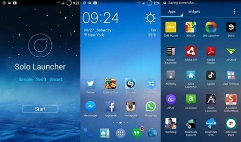 free launchers for android top best free android launchers for android mobiles tablets in 2017