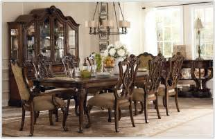 Formal dining room sets with buffet interior design ideas