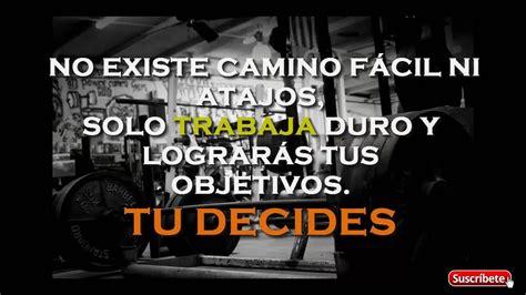 imagenes motivadoras para el gym frases motivadoras fitness youtube