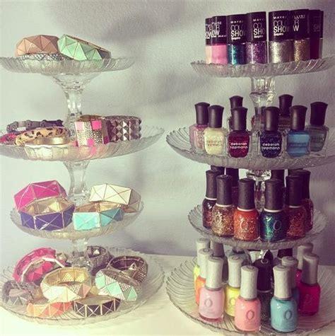 polish home decor diy home decor dollar store love the nail polish idea i