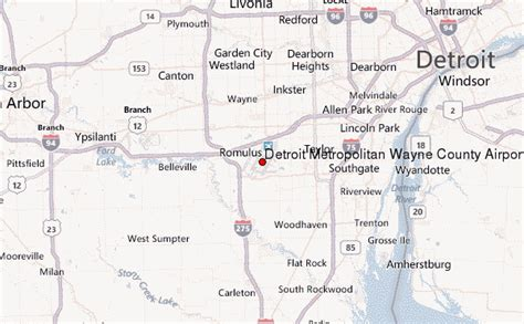 wayne airport map detroit airport map location get free image about wiring