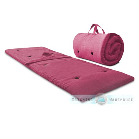 futon roll roly poly guest sleep mattress roll up futon z bed