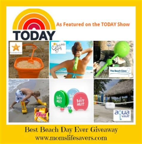 Best Giveaways Ever - best beach day ever giveaway