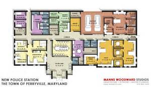 police station floor plans proposed perryville police station larger than expected