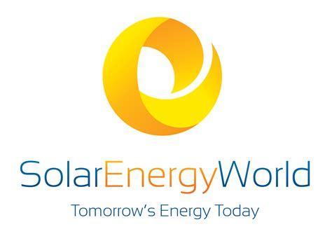 solar company solar energy world forecasts 100 installation growth