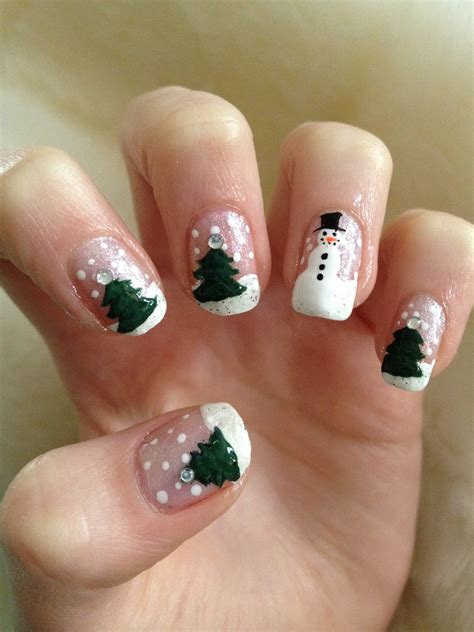 images of christmas nail art christmas nail art designs acrylic nail designs