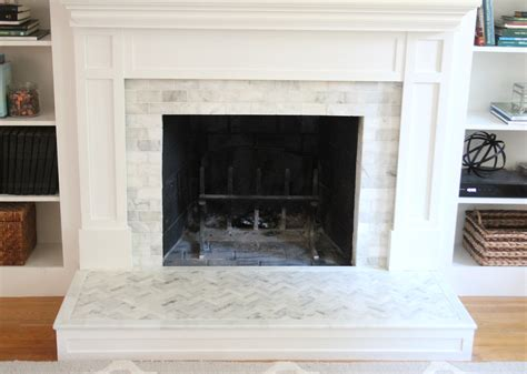 tile fireplace makeover fireplace makeover tiling the surround shine your light