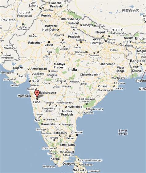 pune in map of india mamallapuram 1