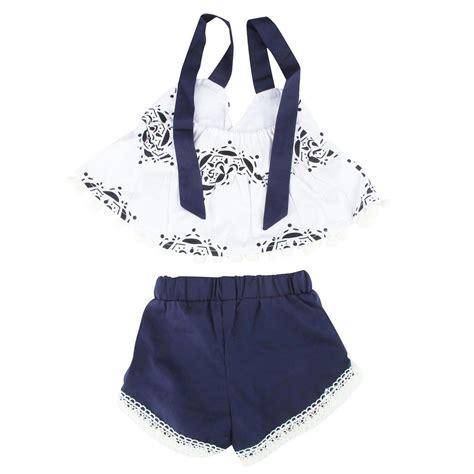 2 Pcs Set Pakaian Anak Perempuan pakaian bayi baru lahir elegan promotion shop for