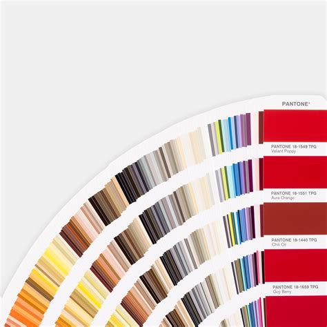 what are pantone colors pantone color guide tpg colors for fashion home interiors