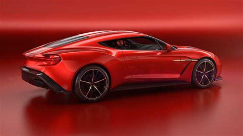aston martin concept cars aston martin cars news vanquish zagato concept unveiled