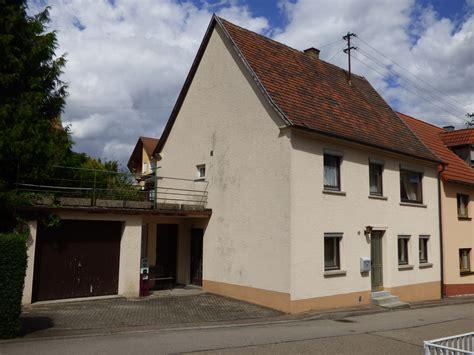Verkauf Wohnhaus by Neu Wohnhaus In W 246 Rt Ostalb Brenner Immobilien Gmbh