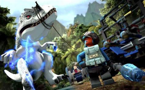 Frame Lego Jurassic World lego jurassic world races locations hub area guide