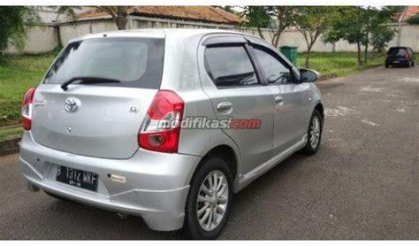 Toyota Etios Valco Dp 12jt An 2013 toyota etios valco g mt silver cashkredit dp ceper
