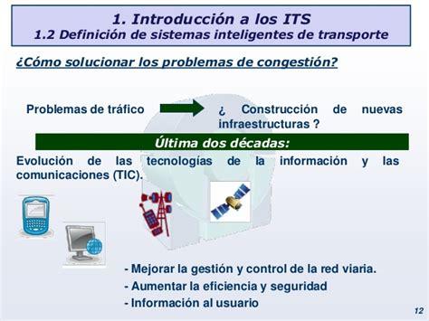 imagenes de sistemas inteligentes de transporte sesion i sistemas inteligentes de transporte