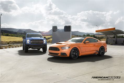 American Muscle Sweepstakes 2016 - live now win a 2017 ford raptor 850 hp mustang racing trailer from americanmuscle