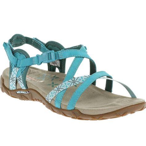 turquoise sandal merrell merrell terran lattice turquoise blue z2 j22230