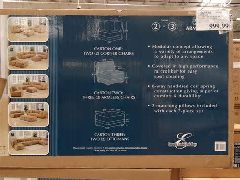 canby modular sectional sofa set canby modular sectional sofa set