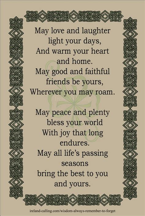 262 best images about irish blessings quotes sayings on