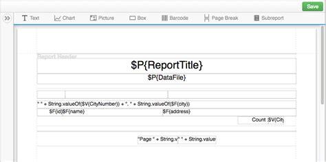 design jasper report online uncategorized jsreports dev blog