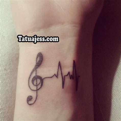 imagenes de unicornios para tatuajes tatuajes de m 250 sica 187 ideas y fotograf 237 as
