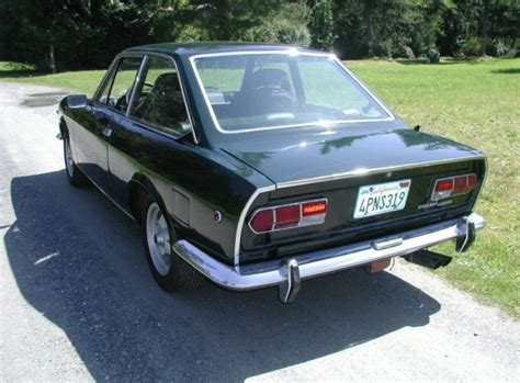 1968 fiat 124 sport coupe classic italian cars for sale