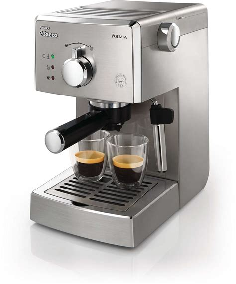 Coffee Maker Philips Hd7448 poemia manual espresso machine hd8327 47 saeco