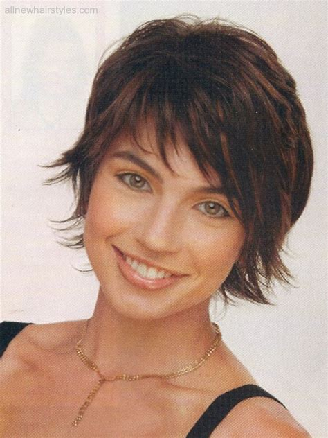easy to care for short shaggy hairstyles 17 best ideas about short fine hair on pinterest short
