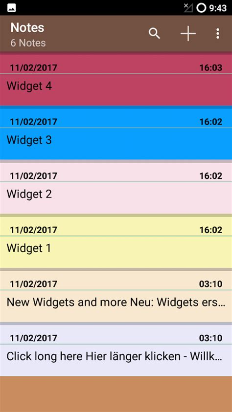 Android Notes by Notes App Free Android Android Apps On Play