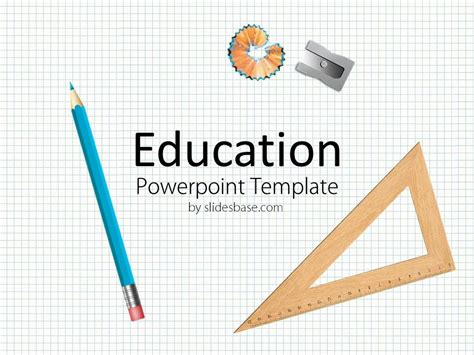 Educational Powerpoint Template Slidesbase Education Powerpoint Templates