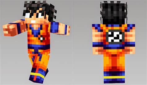 imagenes de goku en minecraft goku skin mods para minecraft galaxycreative