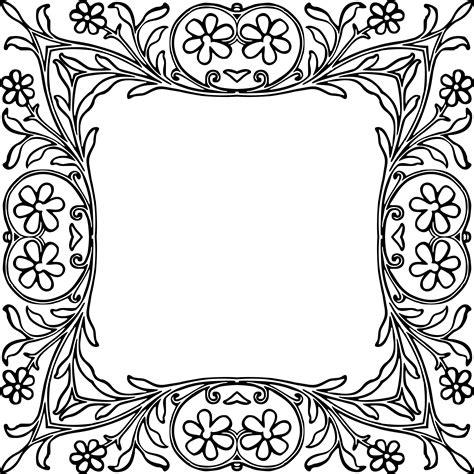 best frame vintage frame png clipart best