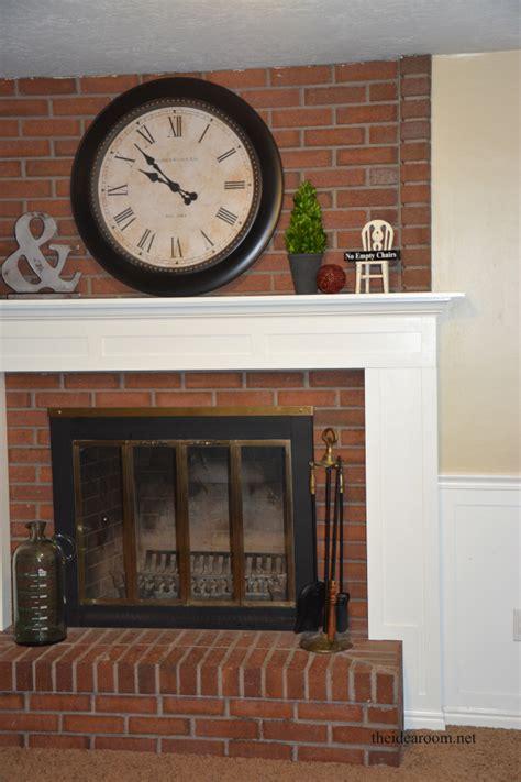diy fireplace mantel the idea diy fireplace mantel the idea room