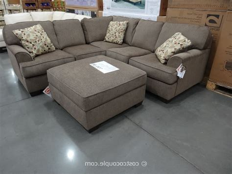 Sectional Sofas At Costco Costco Sofas Sectionals Ski Springfield Reclining Sectional Thesofa