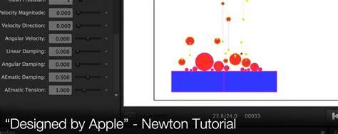 javascript tutorial on mac quot designed by apple quot newton tutorial on vimeo
