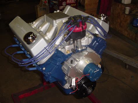 429 Ford Engine by Ford 429 460 Engine 420hp 540t Mustang F150