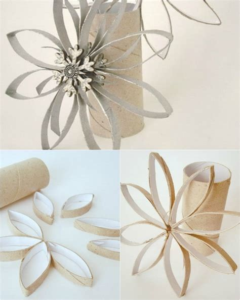 snowflakes ornaments tree ornaments 20 easy diy ideas