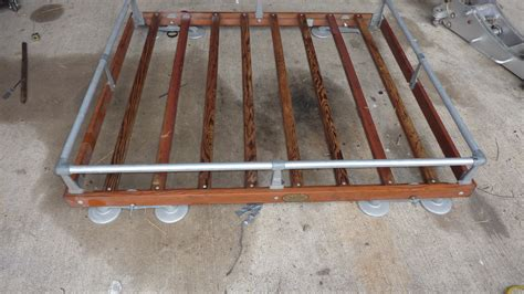 Wooden Roof Rack by 50 S Carpac Wooden Roof Rack Buy Sell Antique Automobile Club Of America Discussion