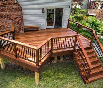 stumps quality decks porches deck contractor