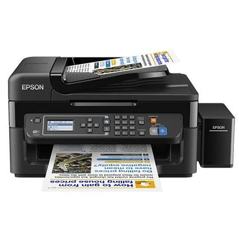 Tinta Printer Epson L565 1 impressora epson l565 ecotank multifuncional wi fi impressorajato