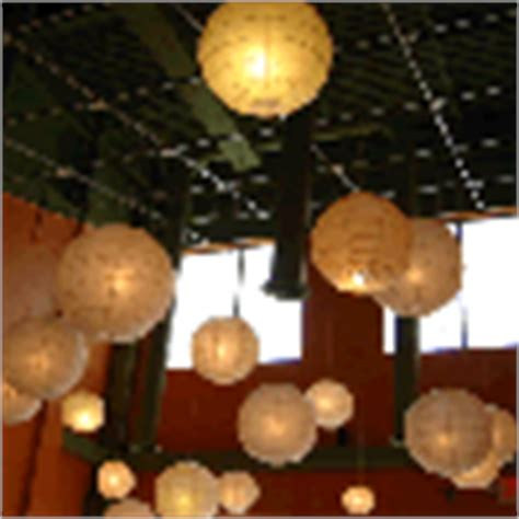 Hanging Paper Lanterns From Ceiling by Paper Hanging Lanterns Hanging Paper Lanterns From Ceiling