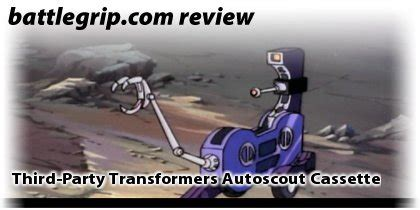 Autoscout Transformers by Review Third Transformers Autoscout Cassette