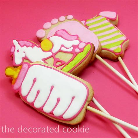 baby shower decorated cookies baby shower decorated cookies best baby decoration