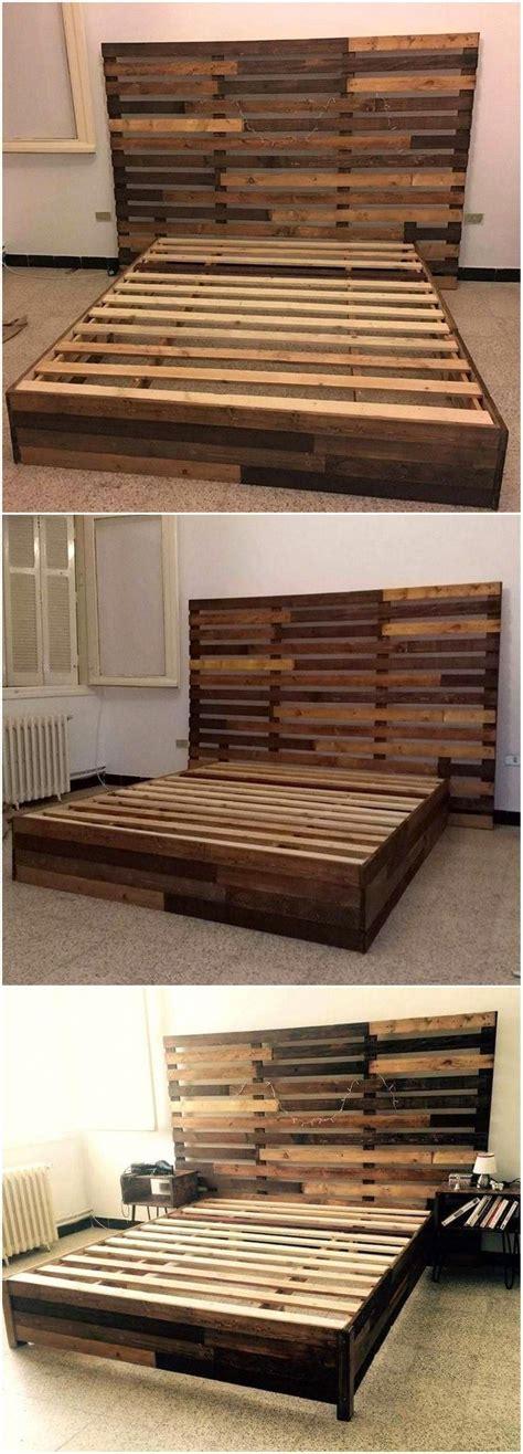 pallet wood  walls pallet sides